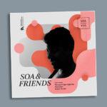 Un premier EP en français pour la chanteuse jazz SOA