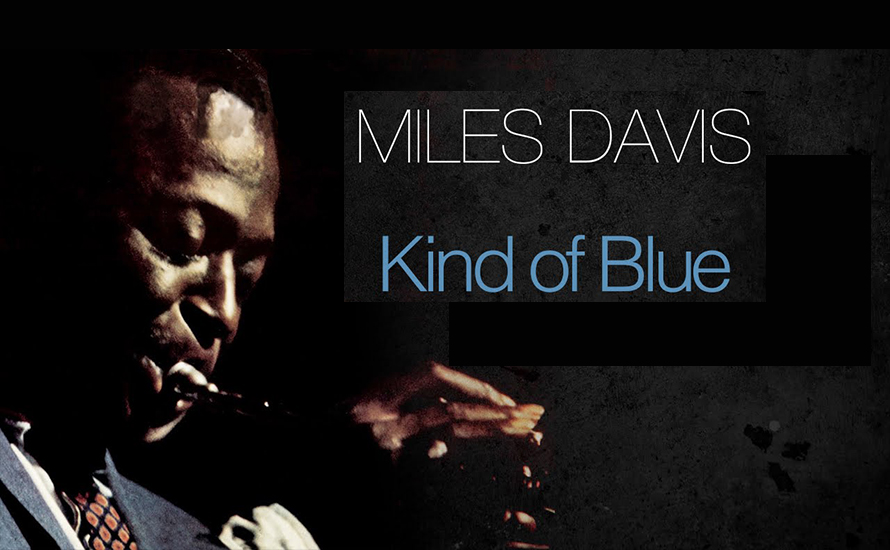 Un incontournable, Kind of Blue de Miles Davis…