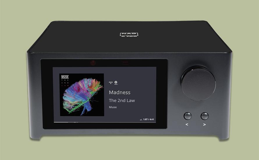 Amplificateur intégré C700 BluOS de NAD