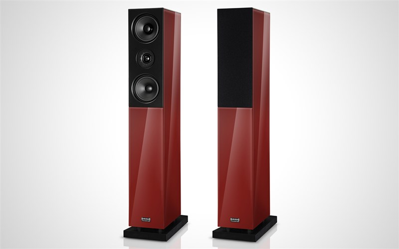 Audio Physic Classic 10 Purple Red
